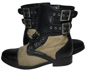 AllSaints Damisi Brown Boots