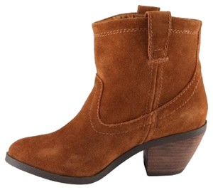 Call It Spring Camel (suede) Boots
