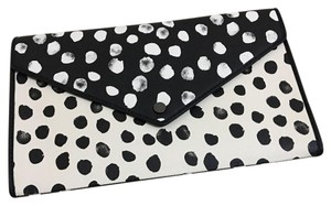 Marc by Marc Jacobs Black white Clutch