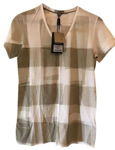 Burberry T Shirt Stone
