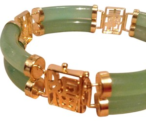 Other Green Jade Bracelet