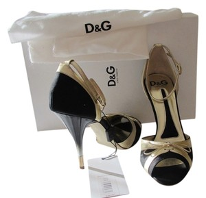 Dolce & Gabbana BLACK/GOLD Formal