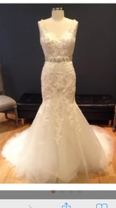 St. Patrick Haman Wedding Dress