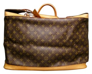 Louis Vuitton Monogram Canvas Cruiser 50 Luggage Brown Travel Bag