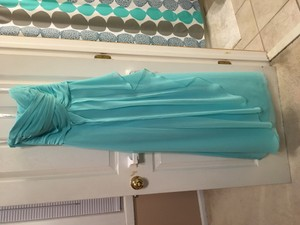 David's Bridal Spa W10840 Dress
