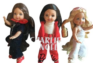 Barbie Charlie's Angels ~ Set of Three ~ NWB ~ $55