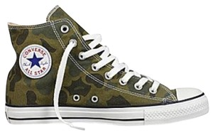 Converse Camouflage Athletic