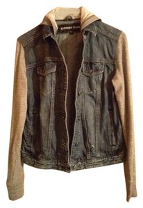 Express Denim Fall Summer Womens Jean Jacket