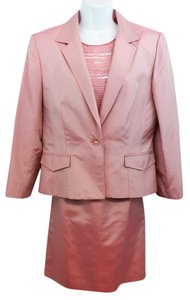 Kay Unger Kay Unger 3-Pc. Pink Skirt Suit 10