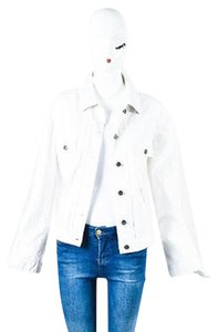 Burberry London Off White Ivory Jacket