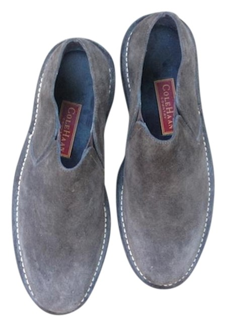 Item - Olive Suede Rich Slip On By Flats Size US 11 Regular (M, B)