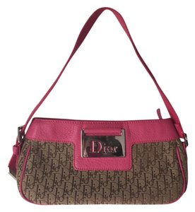 Dior Christian Clutch Shoulder Bag