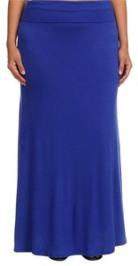 Gap Summer Casual Maxi Skirt Royal Blue