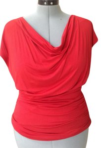 Vivienne Tam Top Red