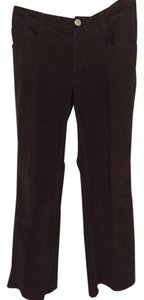 Banana Republic Corduroy Flare Pants brown