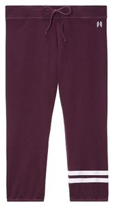 Victoria's Secret Capris Ruby Wine