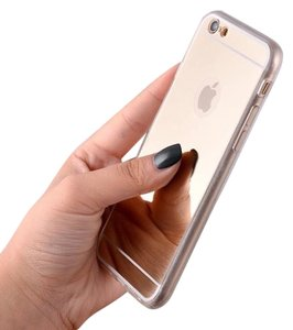 Luxury Mirror Iphone 6/6S Case (Gold)