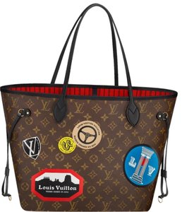 Louis Vuitton Tote in RARE Limited edition