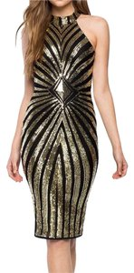 Silver Newyears Dress