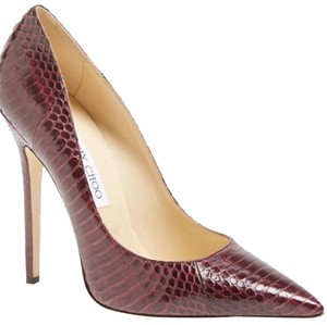 Jimmy Choo Magenta Pumps