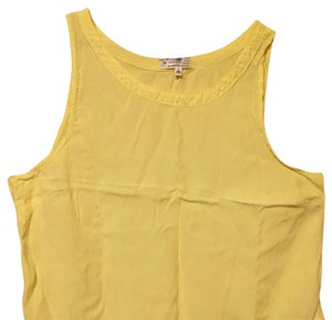 Cotton On Top Yellow