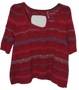 Free People Keyhole Sweater