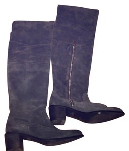 Report Signature Navy / charcoal / gray Boots