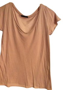 Brandy Melville T Shirt Blush