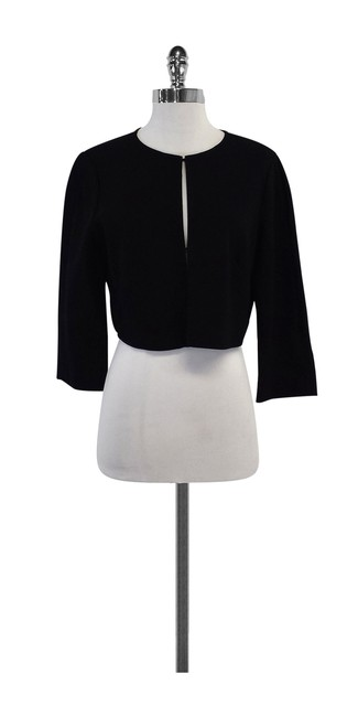 Lafayette 148 New York Wool Black Jacket Image 0