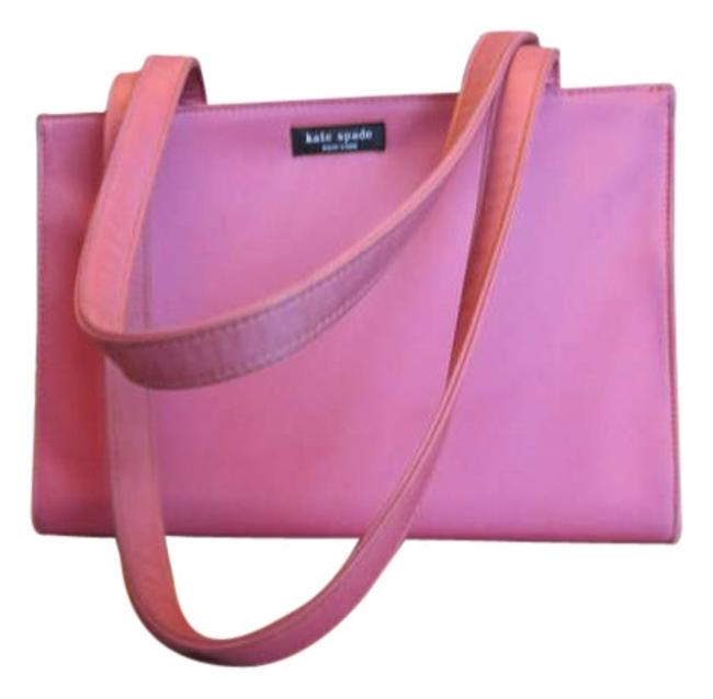 Item - Sam with Tab. Ah113101xx Pink Nylon Shoulder Bag