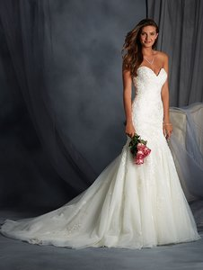 Alfred Angelo 2558 Wedding Dress