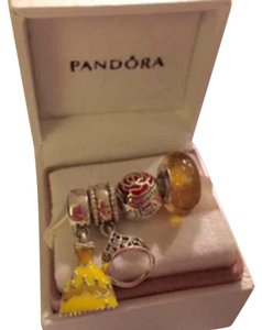 PANDORA Disney Pandora Belle Set Of 4 Charms