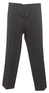 Theory Trouser Pants Charcoal Gray