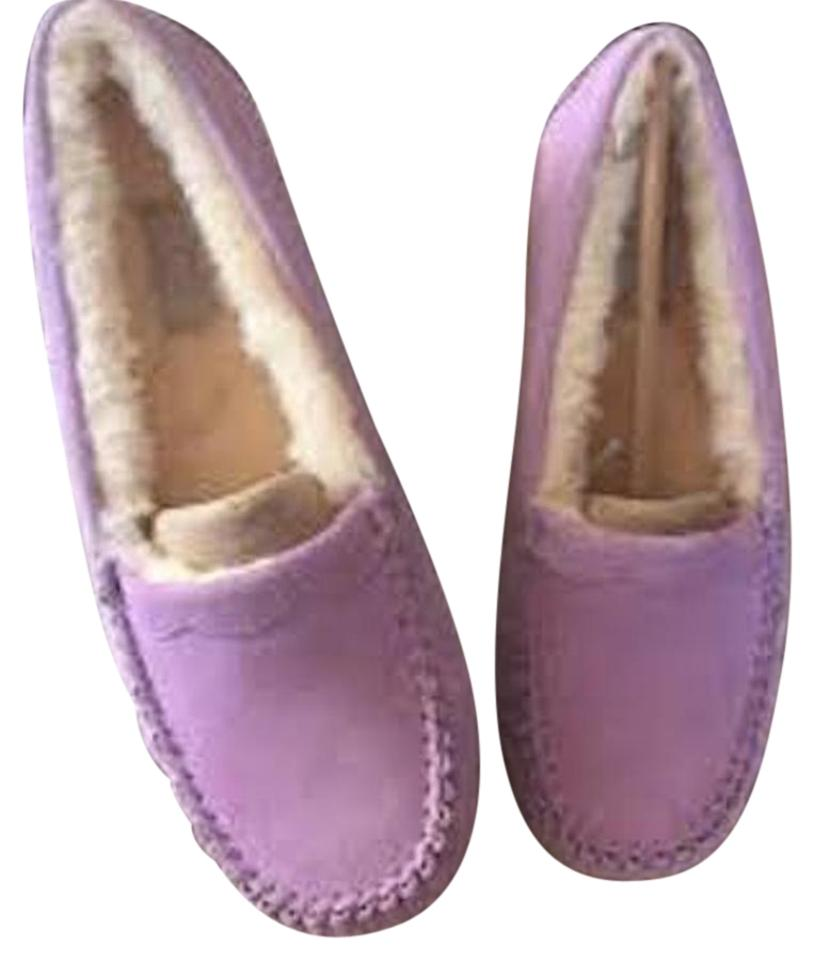 fa11a8f4ef94 UGG Australia Gifts For Her Comfy Slippers Women Fashion Light purple Flats  Image 0 ...
