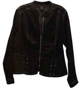 Ashley Stewart Womens Jean Jacket