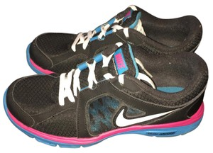 Nike Black/blue/ pink Athletic