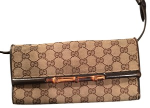 Vintage Gucci Clutch with Straps Clutch