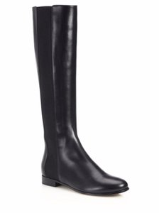 Jimmy Choo Over The Knee BLACK Boots