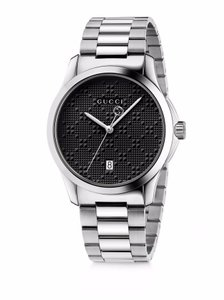 Gucci Gucci G-Timeless Stainless Steel Bracelet Watch