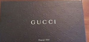 Gucci Box - For Wallet Or Accessories