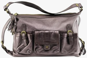 Elliott Lucca Tote in Brown, Bronze