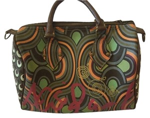 Desigual Tote in brown