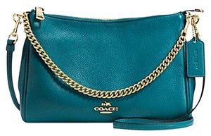 Coach Carrie Leather F36666 Cross Body Bag