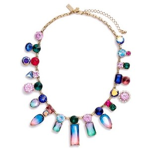 Kate Spade NWT Color Crush Statement Necklace