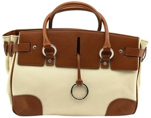Antonio Melani Satchel in Brown