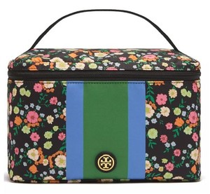 Tory Burch PRINTED NYLON TRAIN CASE
