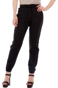 Love Tree Relaxed Pants Black
