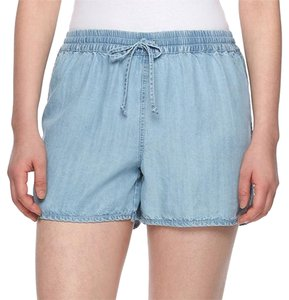 Juicy Couture Mini/Short Shorts Super Light Indigo