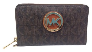 Michael Kors Michael Kors Fulton Flat Multifunction Large Phone Case (#56.1)