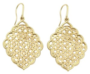 Tiffany & Co. Tiffany Co. Picasso Marrakesh Drop Dangle Earrings In 18k Yellow Gold